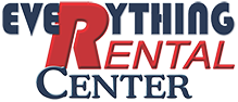 Everything Rental Center - Equipment Rentals & Party Rentals in Eunice and Opelousas, Louisiana, serving Lafayette, Port Barre, Church Point LA