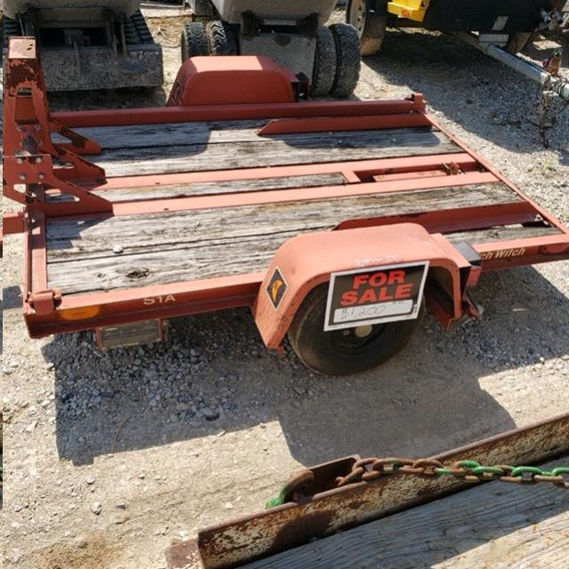 Where to find TRAILER, TRENCHER  FOR SALE in Eunice