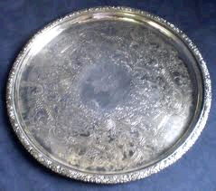 Where to find TRAY, 25  SS NON-DECORATED in Eunice