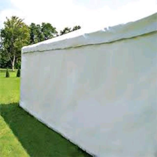 Tent Side Curtain Frame 7x20 Rentals Eunice La Where To