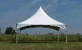 Rental store for TENT, FRAME WHITE  20 X 20 in Eunice LA