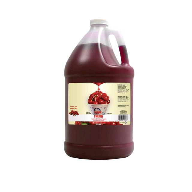Where to find CHERRY SYRUP, GALLON in Eunice
