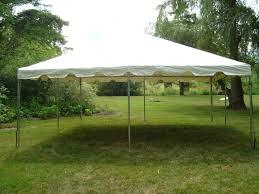 Where to find TENT, CANOPY WHITE  20 X 30 in Eunice