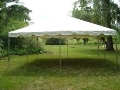Rental store for TENT, CANOPY WHITE  20 X 30 in Eunice LA