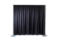 Where to rent BACK DROP,  DRAPE SUPPORT in Opelousas  LA