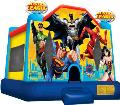 Rental store for FUN JUMP, JUSTICE LEAGUE in Eunice LA