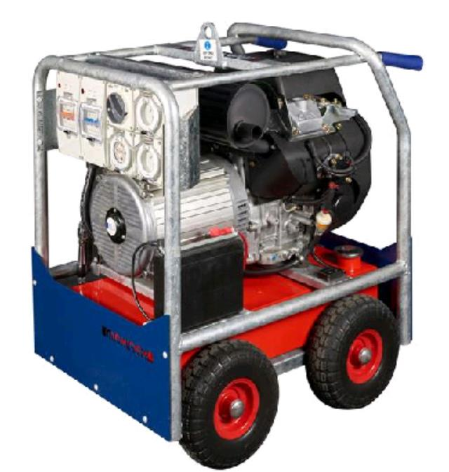 Where to find GENERATOR, 3 PHASE PORT 16000 WATT in Eunice